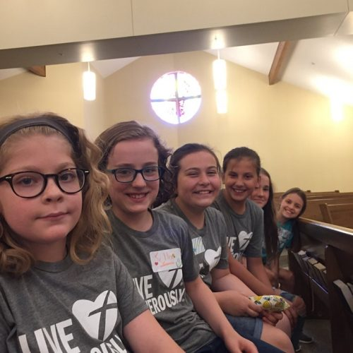 VBS Older Church 2019