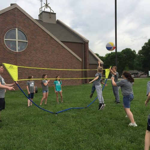 VBS Older Volleyball 2019